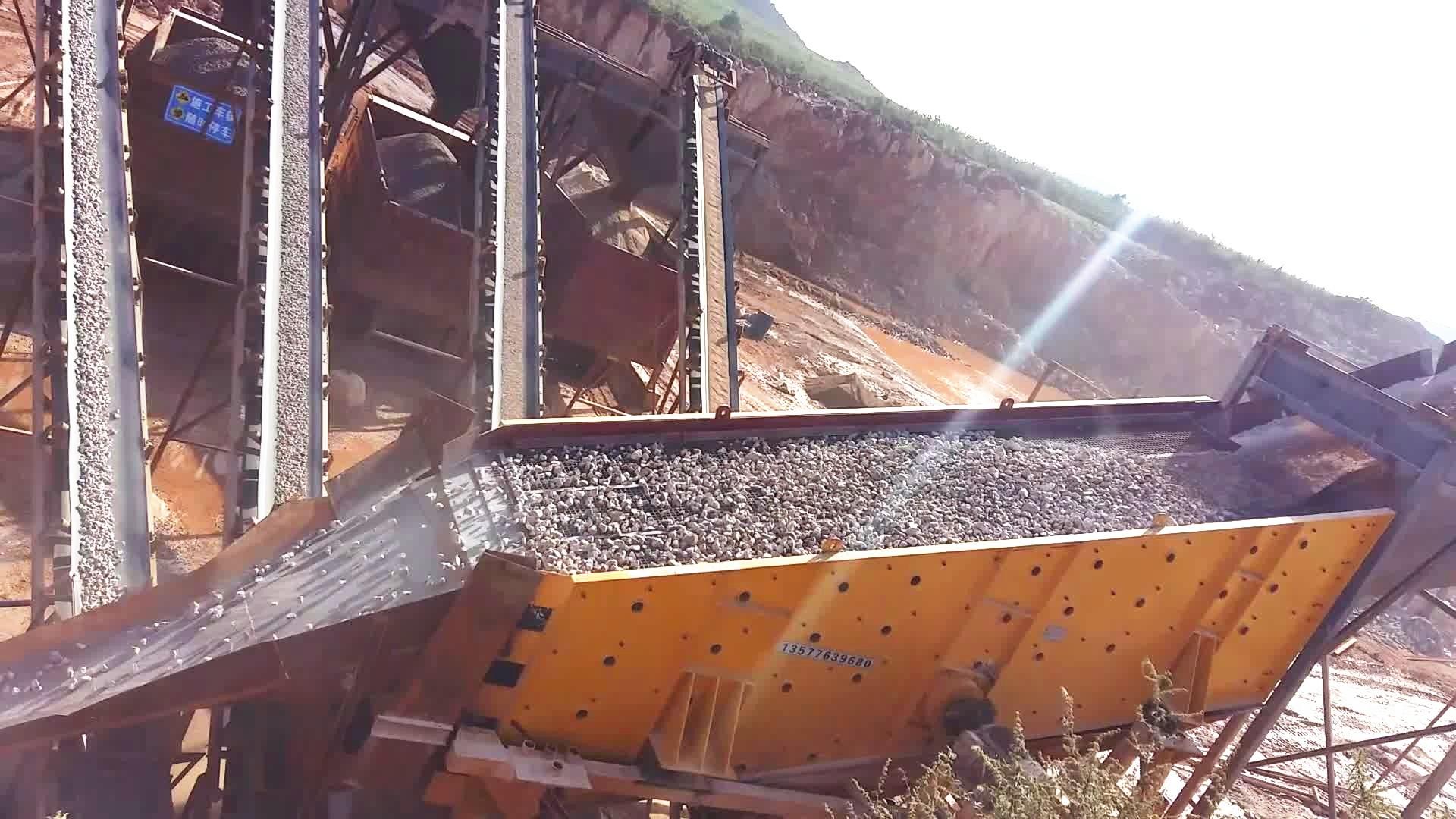 云南陆良日产3000吨manbetx官网电脑版石灰石生产线现场三