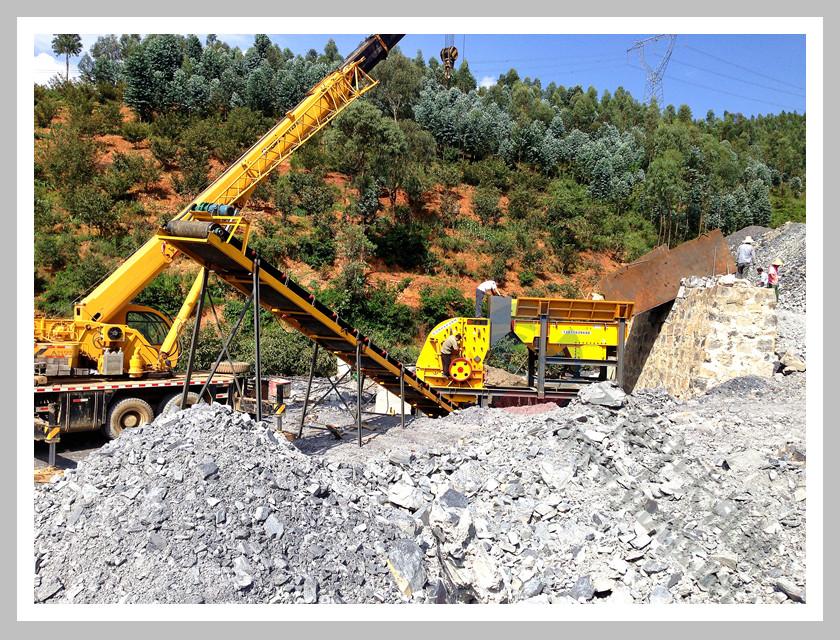 砂石料破碎生产线多少钱