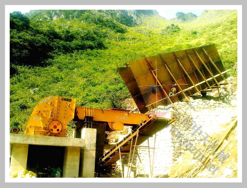 贵州日产2500吨生产线现场